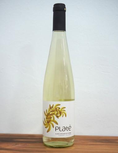Vino Blanco Afrutado Platano 75 Cl