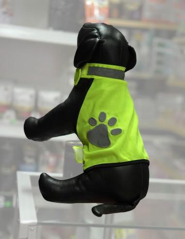 Chaleco emergencia para perros