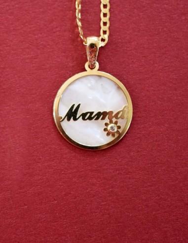Medalla mamá