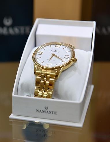 Reloj Namaste